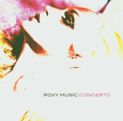 Roxy Music - Concerto: Live - Roxy Music CD CIVG The Cheap Fast Free Post The