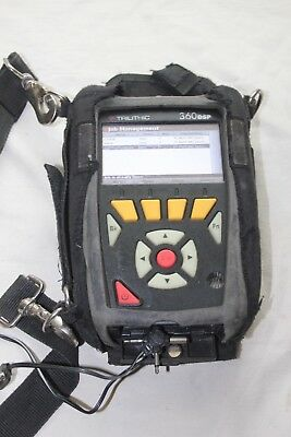 Trilithic 360 DSP Docsis Cable CATV Meter w/Case Good Condition