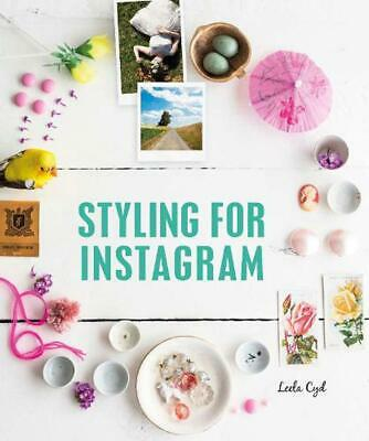 Styling for Instagram by Leela Cyd Paperback Book Free Shipping!