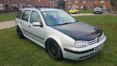 VW Golf Tdi Estate 90bhp