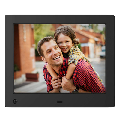 NIX Advance Digital Photo Frame 8 inch X08E. Electronic USB SD/SDHC