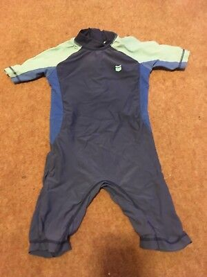 Boys One Piece Swim Suit NEXT 18-24 Months