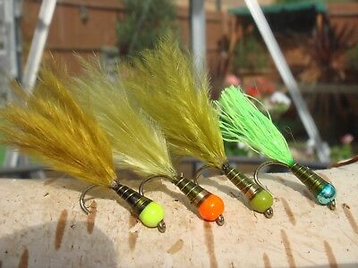 Martyn Williams British Made Lechlade Special Hot Head Blue Damsels