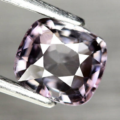 1.09Ct. Glittering! Antique Facet Purple Pink Natural Spinel Tanzania