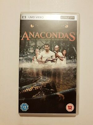 Anacondas - The Hunt For The Blood Orchid (UMD, 2005)