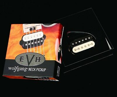 NEW EVH Wolfgang Humbucker PICKUP Van Halen Guitar Parts Neck Zebra