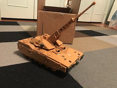 GI JOE Real American Hero Mauler M.B.T. Vintage TANK Great Condition