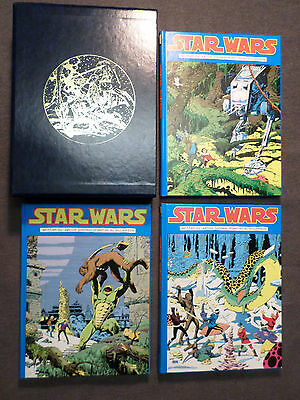 Star Wars - Archie Goodwin + Al Williamson Russ Cochran Slipcase Signed+Numbered