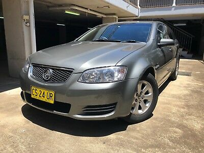 2012 Holden Commodore Omega Wagon