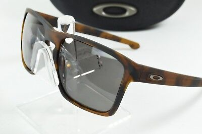 55340f6a2f Display Mdl Oakley Sliver XL Matte Brown Tortoise Warm Gray Sunglasses  OO9341-04