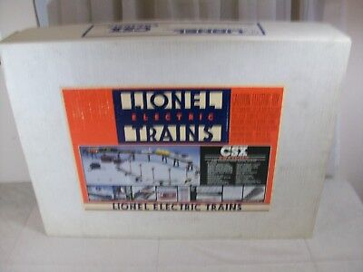 O Scale - 1990 CSX Freight Set - Lionel 71-1717-212 ( BOX ONLY )