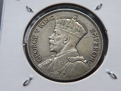 1934 New Zealand One Florin Silver Coin KIWI 2,850,000 Vintage Lot 2 Shillings A