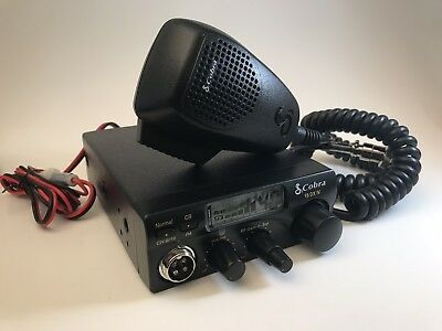 Cobra 19DX IV mobile compact cb radio new