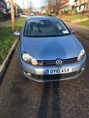 VW GOLF TDI 1600 SE 5 door 2010