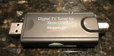 Hauppauge Digital TV Tuner for Xbox One TV Tuners and Video Capture 1578 Black