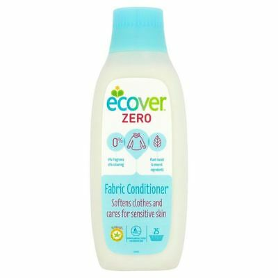 Ecover Zero Fabric Conditioner 750ml x 10 Pack