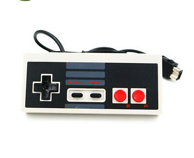 2PCS Replacement Controller Pad For Nintendo NES Mini Classic Edition Console