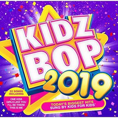 KIDZ BOP 2019 Audio CD