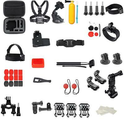 58pcs/Set Action Sports Cameras Floating Handle Tripod Adapter Screws Kits 2019
