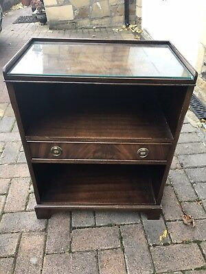 Bevan Funnell Reprodux Pair Bedside Tables