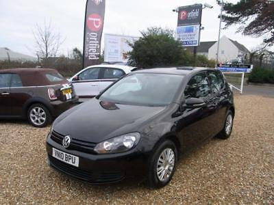 VW Golf 1.6 TDi S 3dr Manual