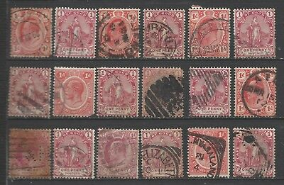 British Commonwealth collection old stamps cape of good hope/Nyasland penny reds