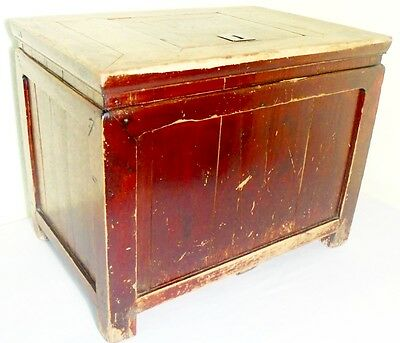 Antique Chinese Ming Treasure Trunk (2613), Circa 1800-1849
