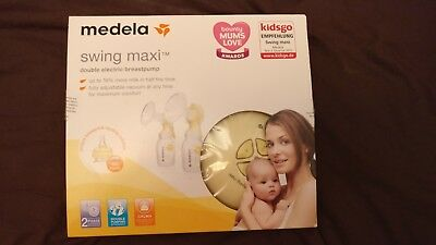 Medela Swing Maxi Double Electric Breast pump Used, good condition