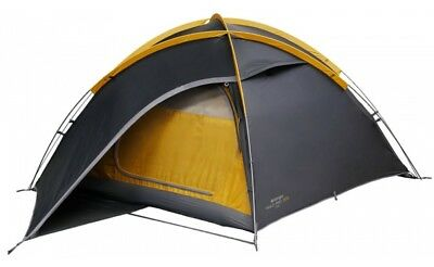 Vango Halo Pro 200 Backpacking & Camping Tent, 2 Person Anthracite