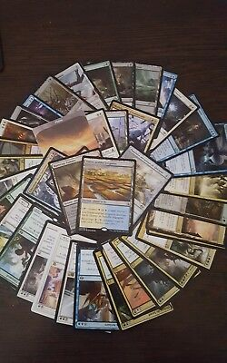 Lot De 40  Cartes Magic rares ou mythiques vf ou vo