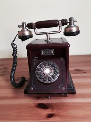 Old telephone replica - working condition