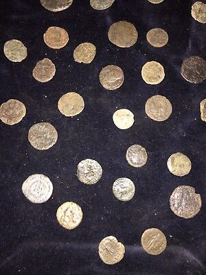 Lot of 32 Ancient ROMAN coins