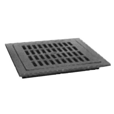 Zurn P662-Grate-USA Replacement Square Grate (Cast Iron)