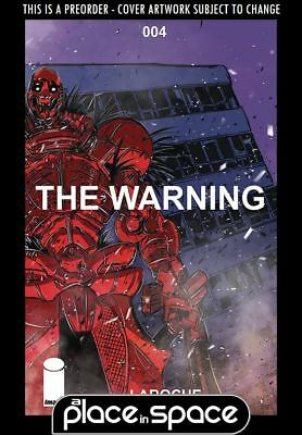 (Wk07) The Warning #4 - Preorder 13Th Feb