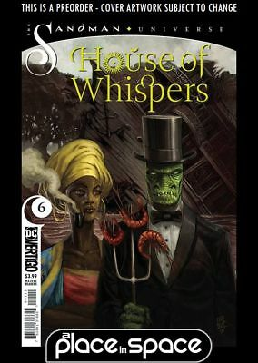 (Wk07) House Of Whispers #6 - Preorder 13Th Feb