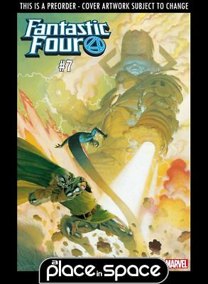 (Wk09) Fantastic Four, Vol. 6 #7A - Preorder 27Th Feb