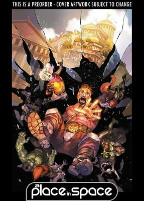 (Wk07) Avengers: No Road Home #1A - Preorder 13Th Feb