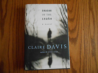 Season Of The Snake By Claire Davis English Paperback Book Free