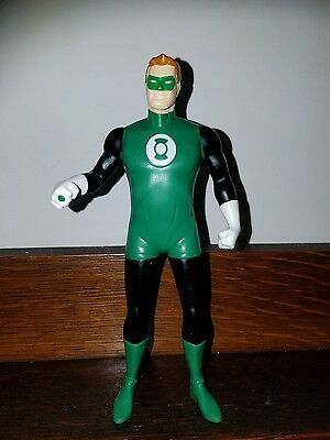 "Action Figure  Bendable 5.5""green Lantern Dc Comics Nj Croce"