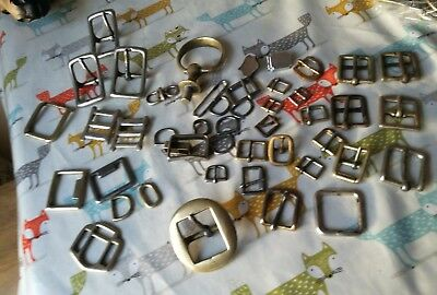 Saddlery.... Buckles And Other Fittings.