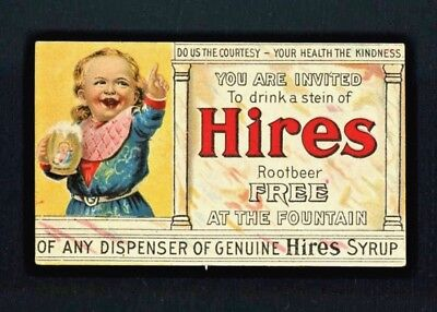 Hires Rootbeer Free Drink Coupon