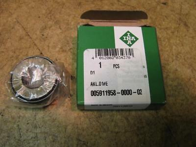 "Ina AKL.D1 1/2"" Thrust Ball Bearing 1-7/32 od"