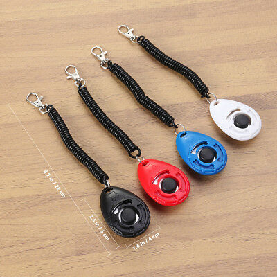 A/&S Creavention PetClicker Big Button clicker Keychain x 3pcs