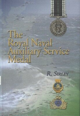 Royal Naval Auxiliary Service Medal - full medal roll
