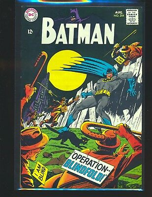 Batman # 204 VF+ Cond.