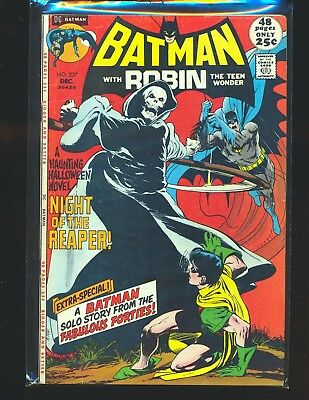 Batman # 237 - Neal Adams cover & art VG+ Cond.