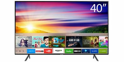 "Smart Tv Samsung Ue40Nu7125 40"" Led Ultra Hd 4K Wifi Black"