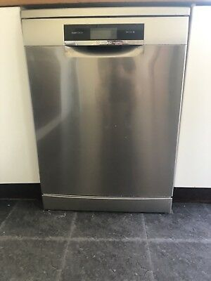 Bosch SMS88TI01A 60cm Freestanding Dishwasher 1 Year Excellent Condition