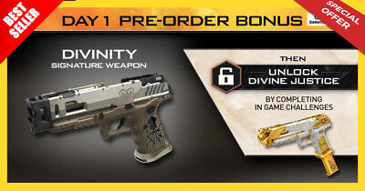 Call of Duty Black Ops 4 region free🔐 Divinity Weapon DLC Xbox One ps4 pc Key