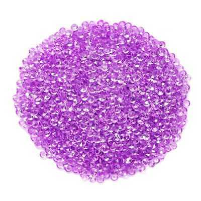 1000pcs 3mm Diamond Party Confetti DIY Crafts Vase Fillers for Banquet Wedding